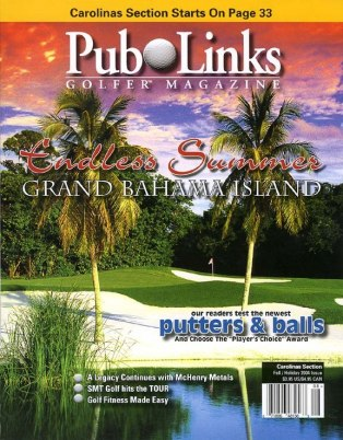 Pub Links Cover Golf Photo